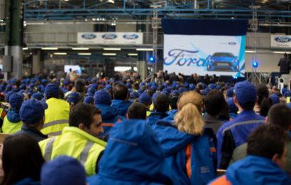 Ford România va recruta 976 de noi angajați