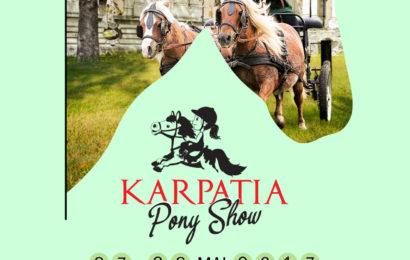 Karpatia Pony Show 2017  : Poneii vor face spectacol