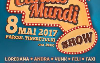 Cantus Mundi Fest – eveniment de Ziua Europei în București