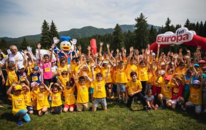 Copiii se pot inscrie gratuit la Maratonul DHL Stafeta Carpatilor