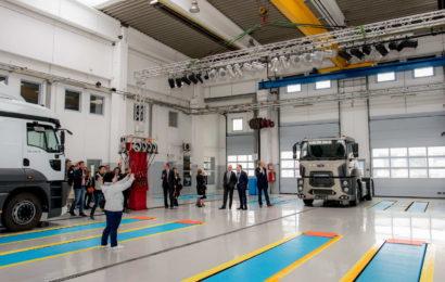 Cel mai mare sediu Ford Trucks din Europa se deschide oficial în România