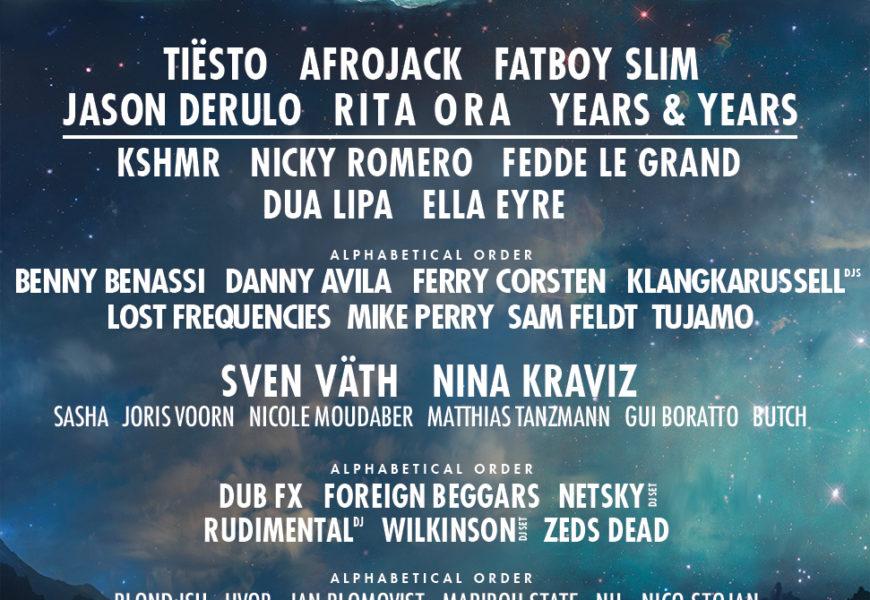 Jason Derulo si Rita Ora vin la Festivalul NEVERSEA