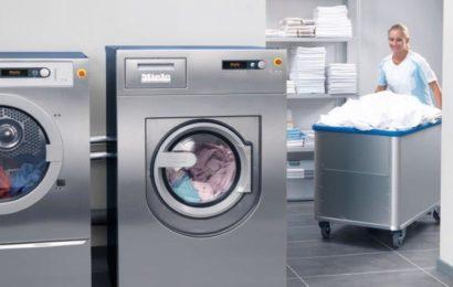 Miele : o nouă gamă de mașini de spălat rufe profesionale