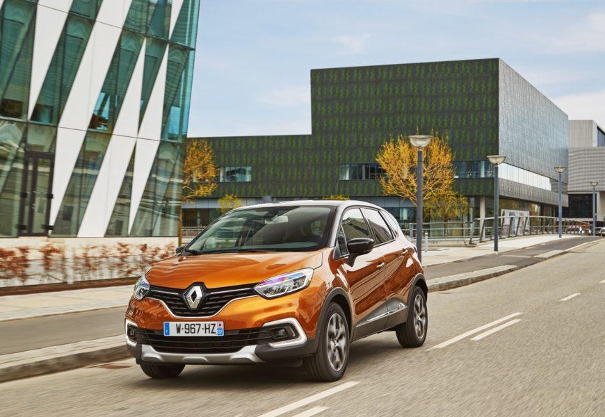 Renault lanseaza Noul Captur in Romania