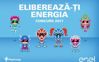 Enel Romania a lansat o noua editie a competitiei nationale PlayEnergy