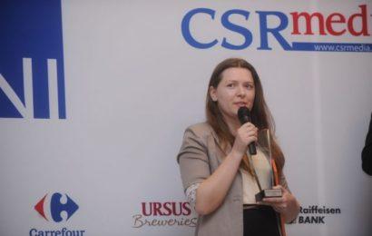 BCR  a obtinut un Premiu de Excelenta pentru Proiectul Bursa Binelui