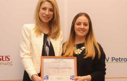 Samsung Romania, premiata la Romanian CSR Awards 2017