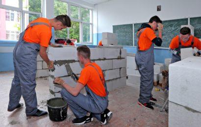 Holcim: Concursul Zidarul priceput a reunit 72 de elevi