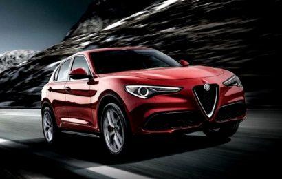 Anvelopele Bridgestone echipează primul SUV mediu premium de la Alfa Romeo