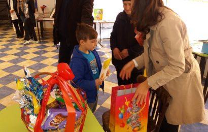 """Piraeus Bank: Proiectul """"Fa o fapta buna!"""" a sprijinit 70 de familii"""