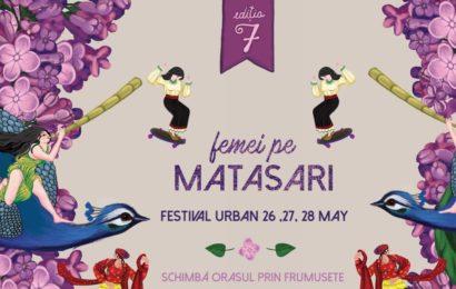 Festivalul Femei pe Mătăsari a ajuns la a 7-a editie