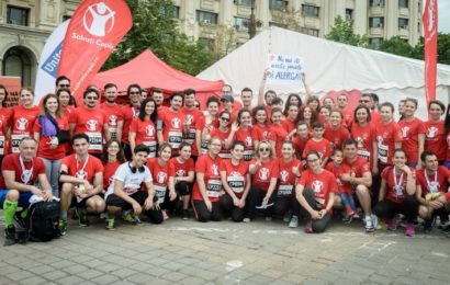 Salvați Copiii : Peste 100.000 de lei au fost strânși la semi-maratonul București