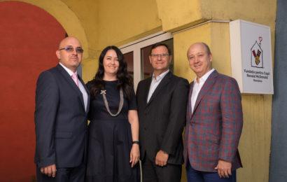 Amalia Năstase a devenit Președinte al Fundației pentru Copii Ronald McDonald