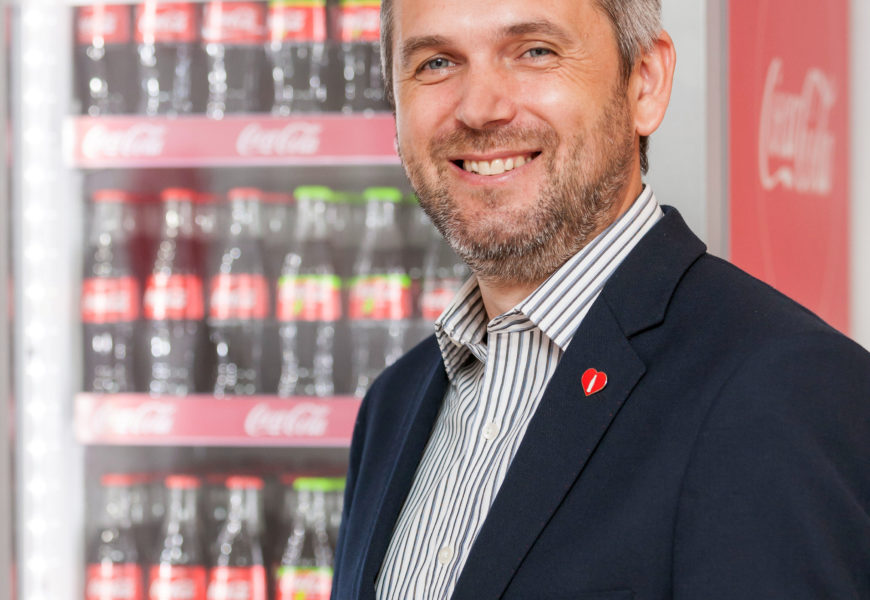 Coca-Cola România: Constantin Bratu este noul Public Affairs & Communication Manager