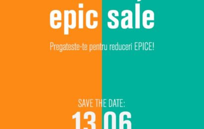 Fashion Days Epic Sale: Discounturi de pana la 80%
