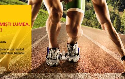Până pe 9 iunie te poti inscrie la Maratonul DHL Ștafeta Carpaților