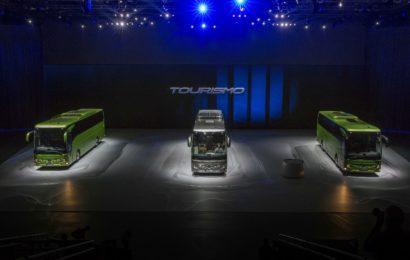 Mercedes-Benz lanseaza noul autocar Tourismo