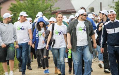 10 Iunie: TELUS Days of Giving se va desfasura la centrul socio-medical HOSPICE