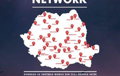 Blood Network: Donatorii de sange primesc bilete la UNTOLD si NEVERSEA