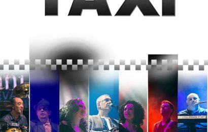 Trupa TAXI, in concert la Hard Rock Cafe