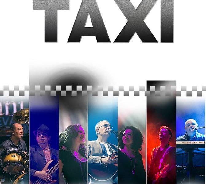 Trupa TAXI, in concert la Hard Rock Cafe