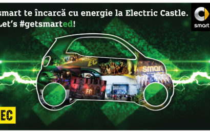 smart este Official Ride a Electric Castle