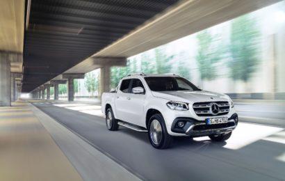 Mercedes-Benz : Pickup cu valențe lifestyle
