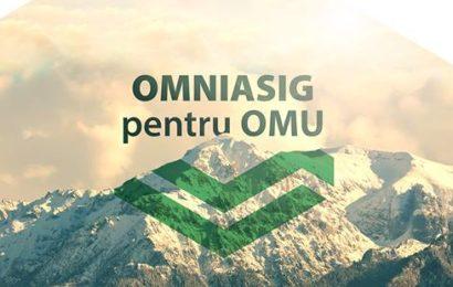 OMNIASIG reface marcajele de pe traseul de urcare pe Varful Omu