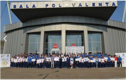 Groupama a asigurat delegatia Romaniei la Festivalul Olimpic al Tineretului European