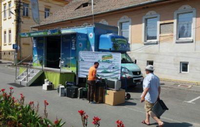 """ECOTIC: """"Stația de Reciclare"""", ia startul în cea de-a doua etapă in județul Sibiu"""