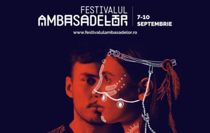 "7-10 septembrie: Festivalul Ambasadelor ""One World"" 2017"