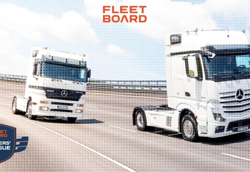 Fleetboard Drivers' League 2017 si-a ales castigatorii