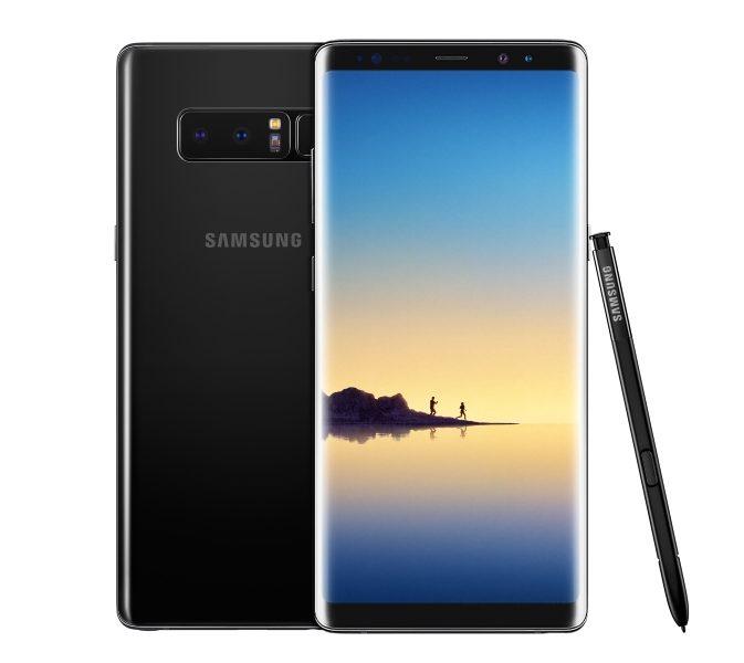 Telekom anunţă noul Samsung Galaxy Note8 disponibil la precomandă