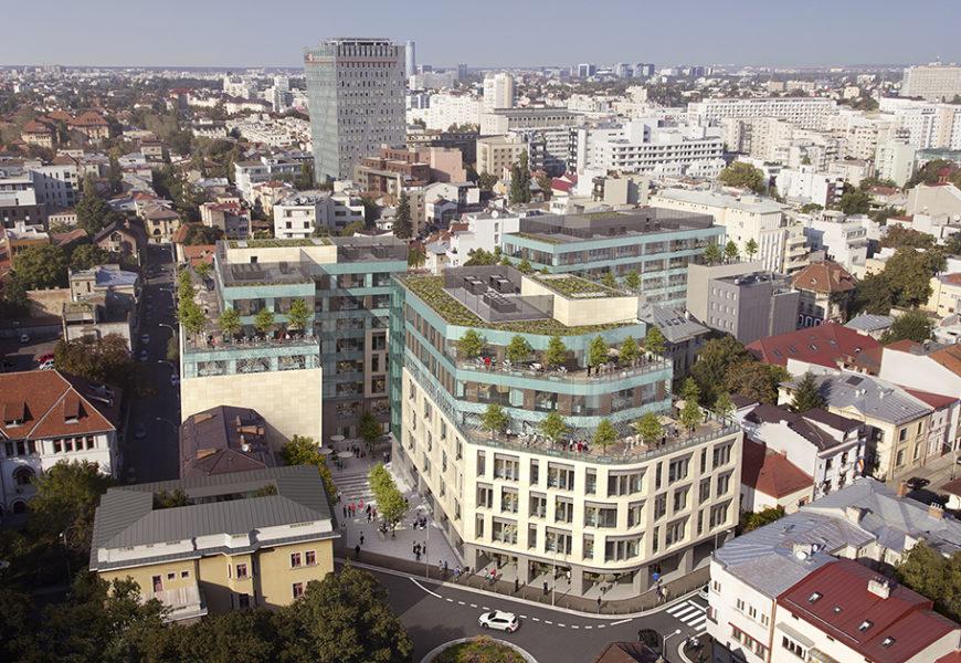 Colliers International, desemnată de Piraeus Bank administrator pentru The Landmark