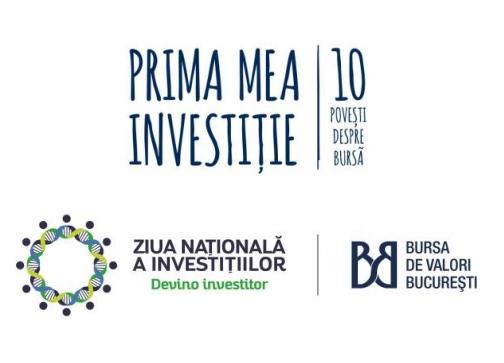 """BVB: Zece investitori povestesc experiența lor pe piața de capital în cartea """"Primea mea  investiție"""""""