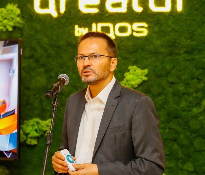 Iqos deschide Qreator, noul hot spot pe harta creativă a Bucureştiului