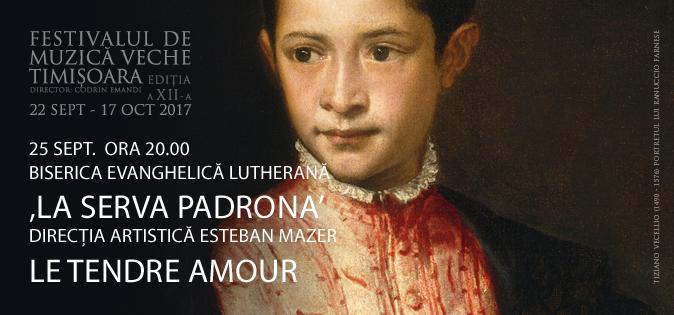 Ansamblul Le Tendre Amour în concert la Festivalul de Muzică Veche de la Timișoara