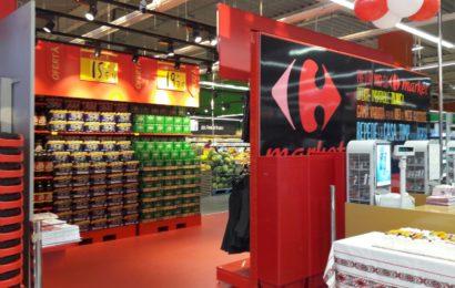 Carrefour: procesul de remodelare a magazinelor BILLA a fost finalizat
