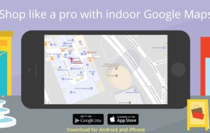 Promenada și Mega Mall implementează serviciul Indoor Google Maps