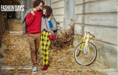 Fashion Days lansează sezonul toamnă/iarnă printr-o campanie 360