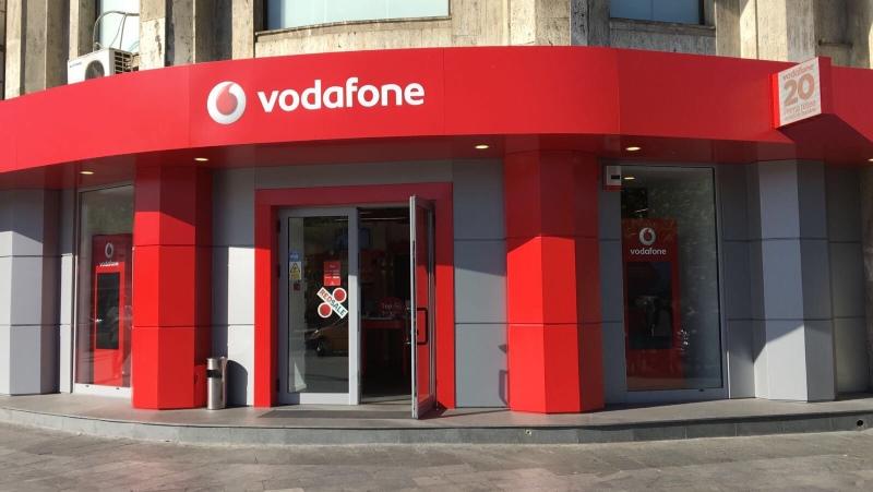 Vodafone România a deschis un nou magazin în centrul Bucureștiului