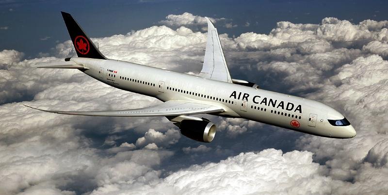 Air Canada începe operarea pe Aeroportul Internațional Henri Coandă