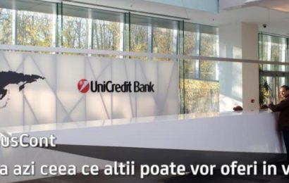 UniCredit Bank anunță noi functionalități în aplicația Mobile Banking