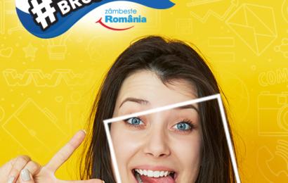 GSK a lansat campania Zâmbeşte România si aplicaţia #CoolBrushing