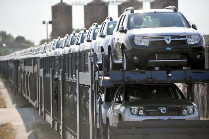 GEFCO România anunță extinderea parteneriatului său cu Automobile Dacia