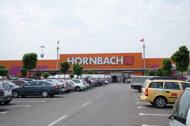 Afacerile grupului Hornbach au crescut în prima jumătate a anului la 2,3 miliarde euro