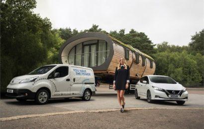 Margot Robbie susţine proiectele Nissan de mobilitate durabilă