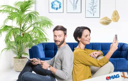 Raiffeisen Bank: Cumparaturi de la eMag, in rate fara dobanda