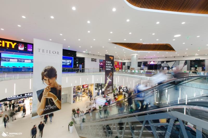 NEPI Rockcastle inaugurează prima fază a extensiei Shopping City Galați