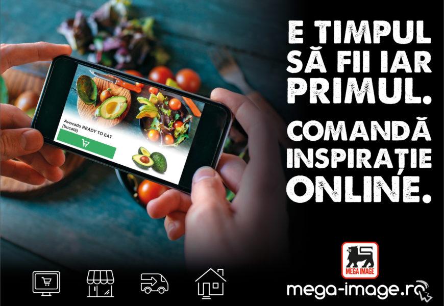 Mega Image lansează propriul supermarket online